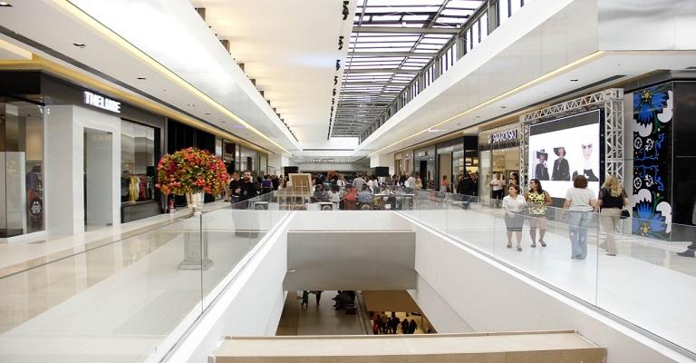 lojas shoppings